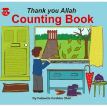 Little Ummah - Thank You Allah Counting Book (Front)