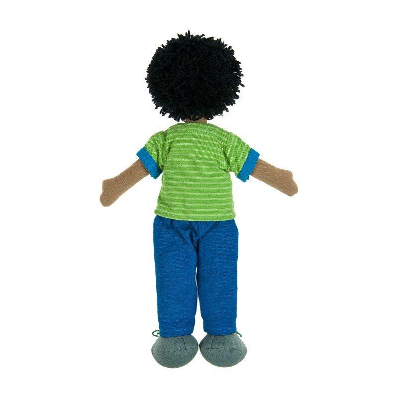 Little Ummah - Zakariya Doll