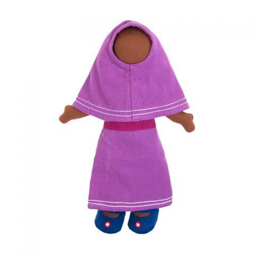 Hannah - Little Ummah Faceless Doll