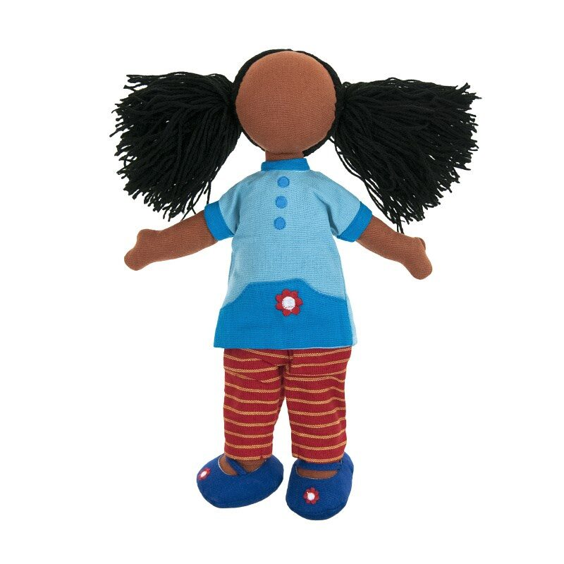 Hannah - Little Ummah Faceless Doll
