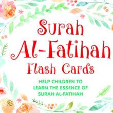 Little Ummah - Surah Al-Fatihah