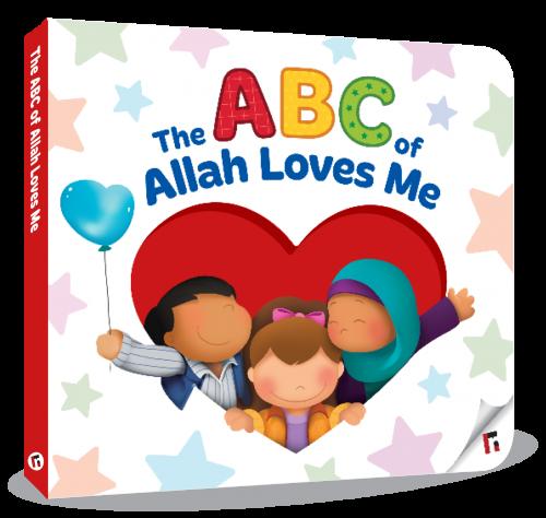 Little Ummah - The ABC of Allah Loves Me