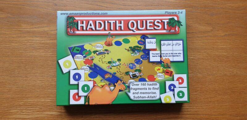 Little Ummah - Hadith Quest