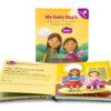 Little Ummah - My Daily Dua`s Story Sound Book 1