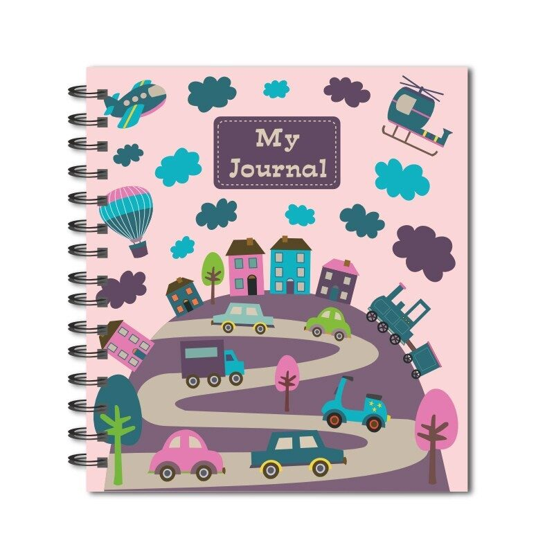 Little Ummah - My Muslim Journal Pink
