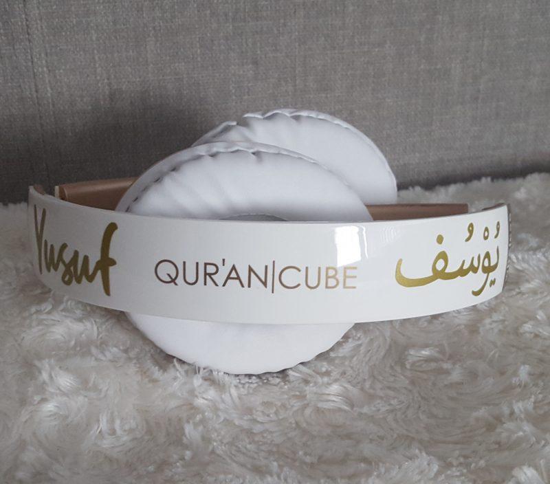 Little Ummah - Personalised QC Headphones