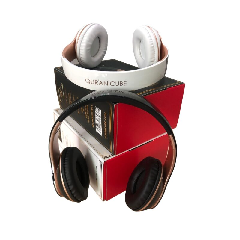 Little Ummah - Quran Cube Headphones