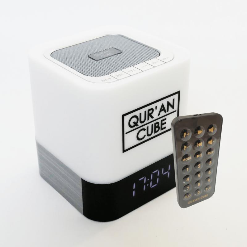 Little Ummah - Quran Cube LED X - Silver