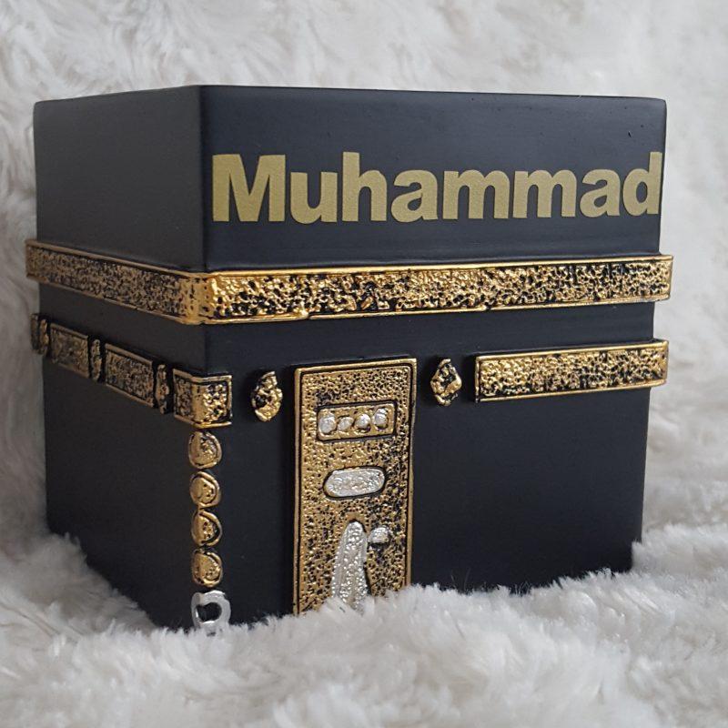 Little Ummah - Personalised Kaba Money Box