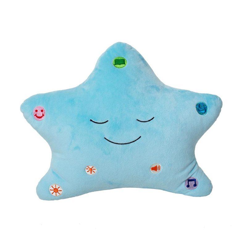 Little Ummah - My Dua Pillow (Blue)