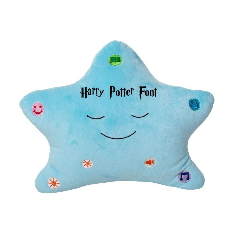 Little Ummah - Personalised Blue Star_HarryP Islamic Toy - Desi Doll