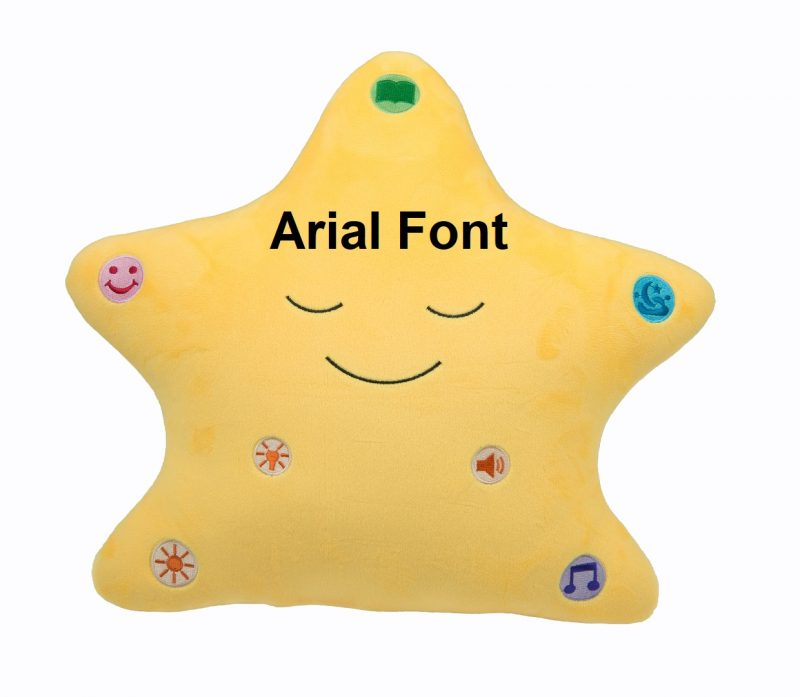 Little Ummah - Personalised Star_Arial Islamic Toy - Desi Doll