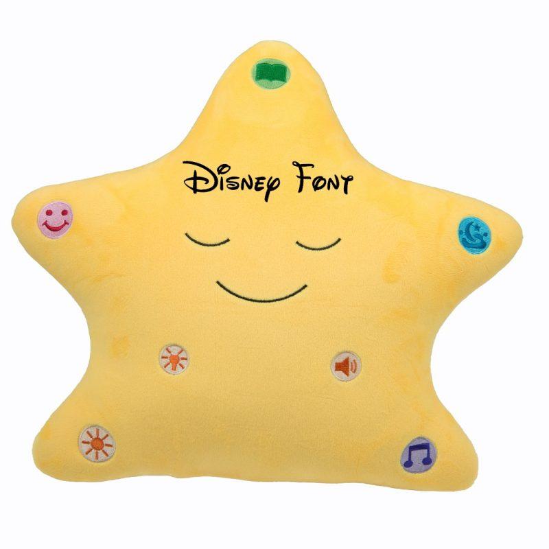 Little Ummah - Personalised Star_Disney Islamic Toy - Desi Doll