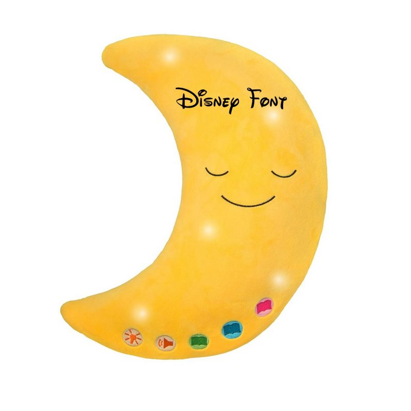 Little Ummah - Personlaised Moon_Disney Islamic Toy - Desi Doll